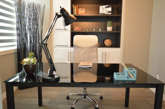 Perfect Home Office - Pexels